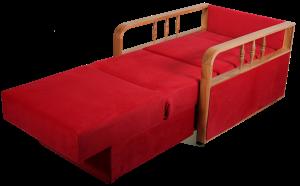 furma bazali tekli yatakli koltuk